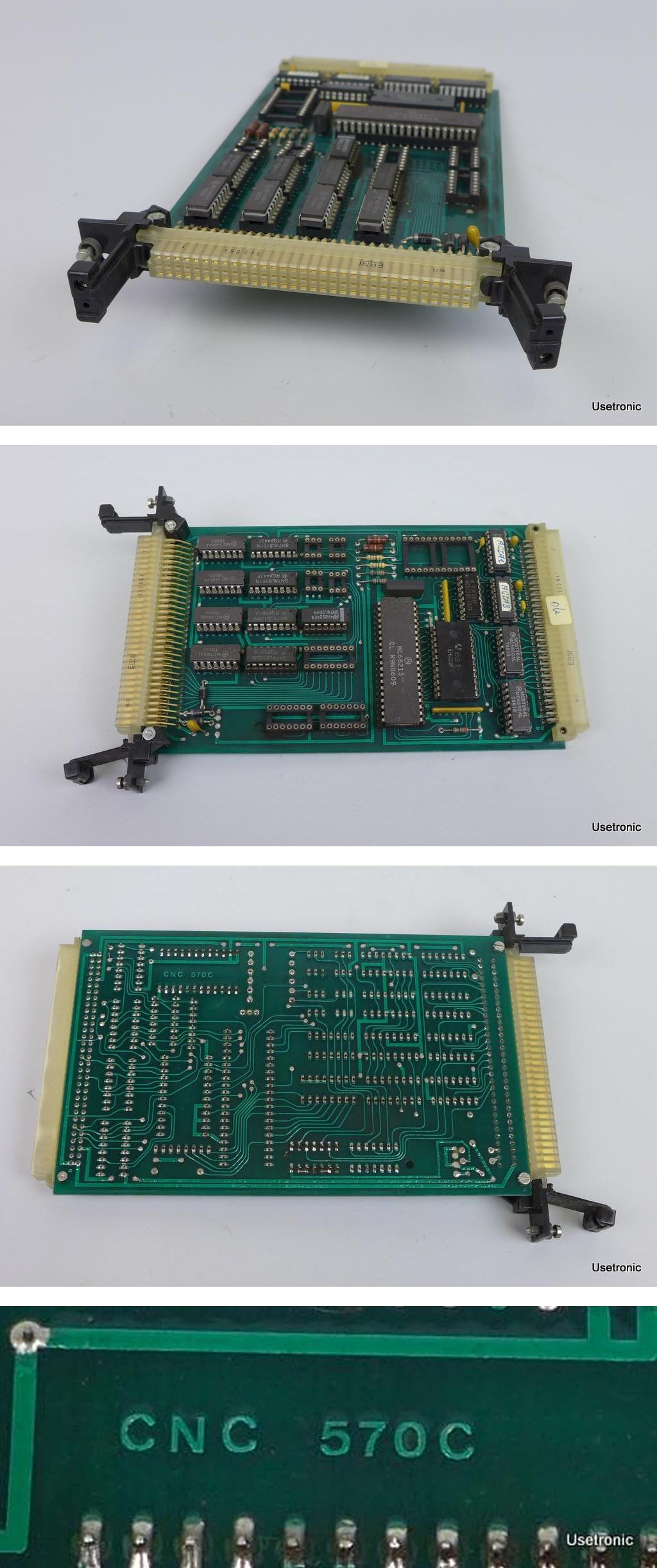 Schwarze Wirtz CNC 570C