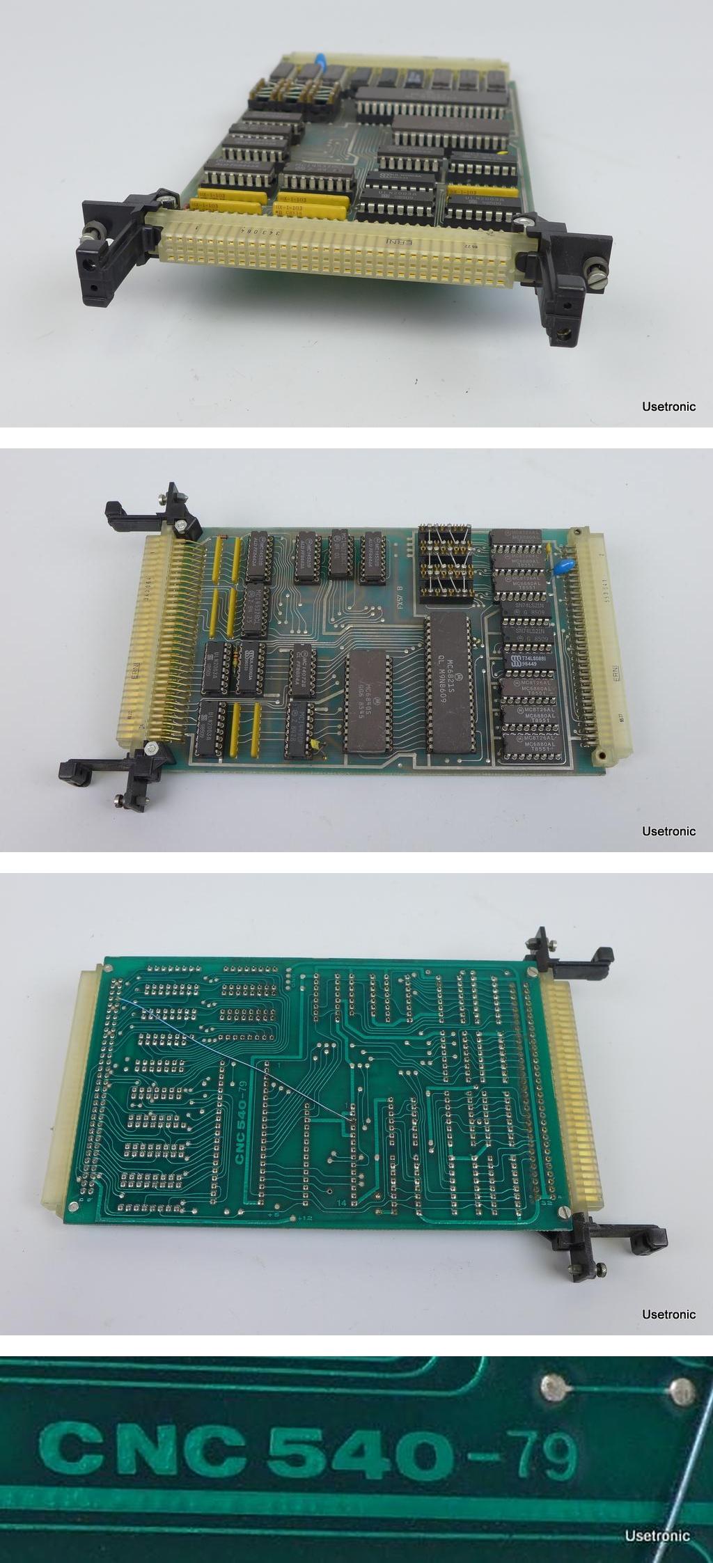 Schwarze Wirtz CNC 540-79