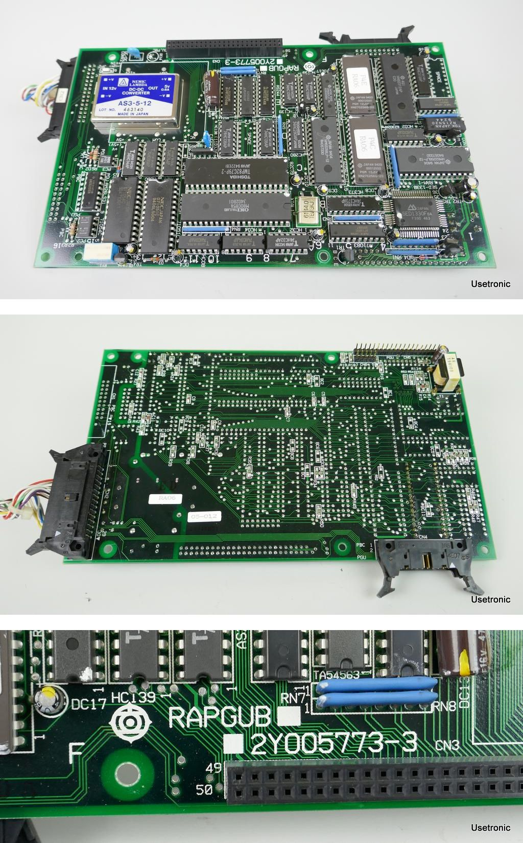 Hitachi RAPGUB 2Y005773-2