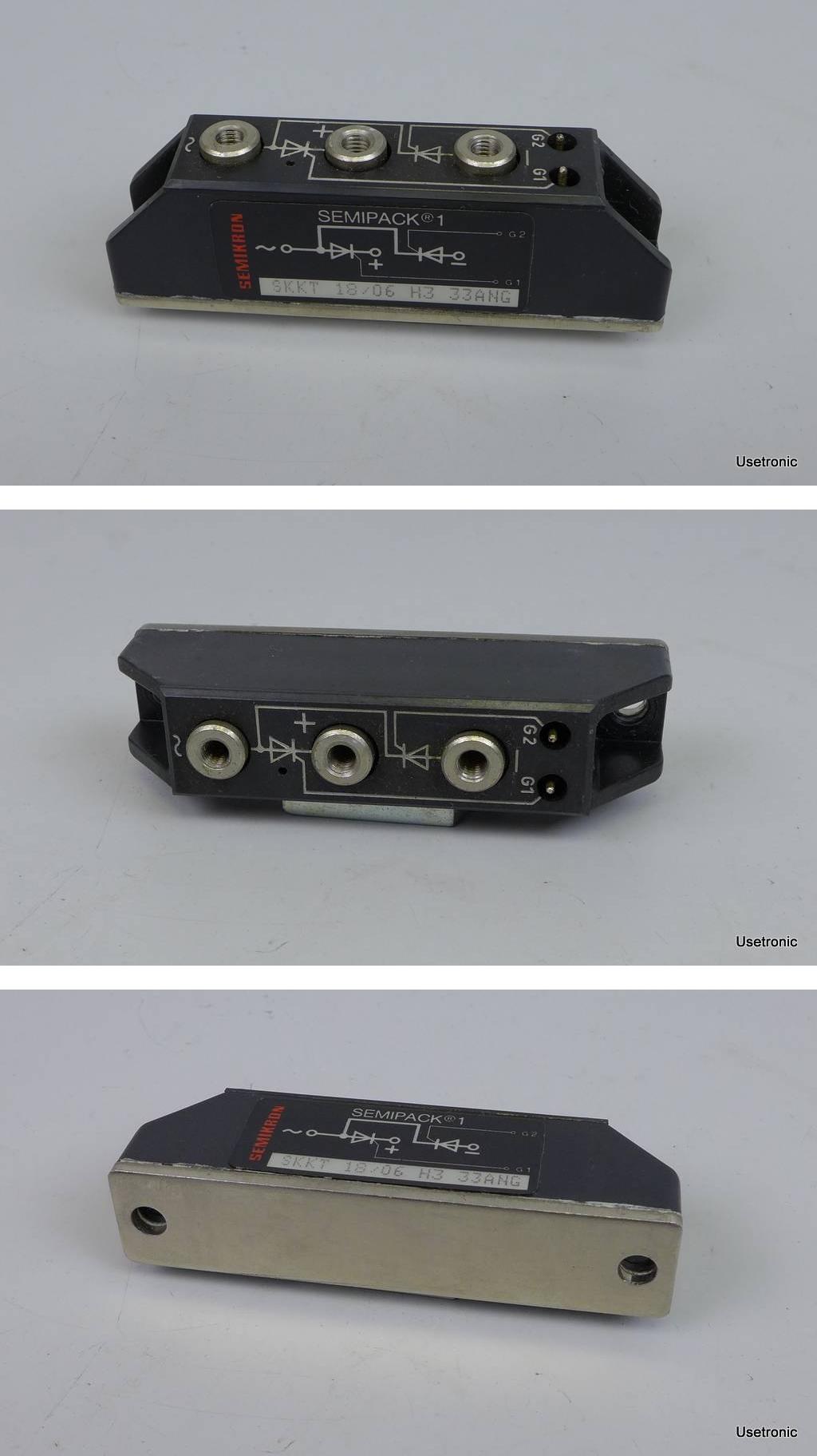 Semikron Semipack 1 SKKT 18/06 H3