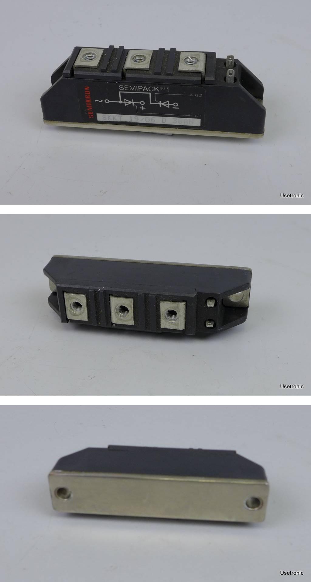 Semikron Semipack 1 SKKT 19/06 D