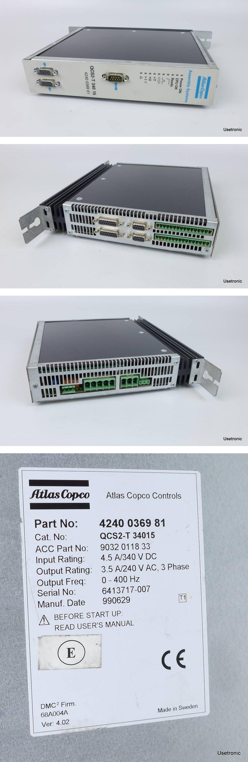 Atlas Copco QCS2-T 34015