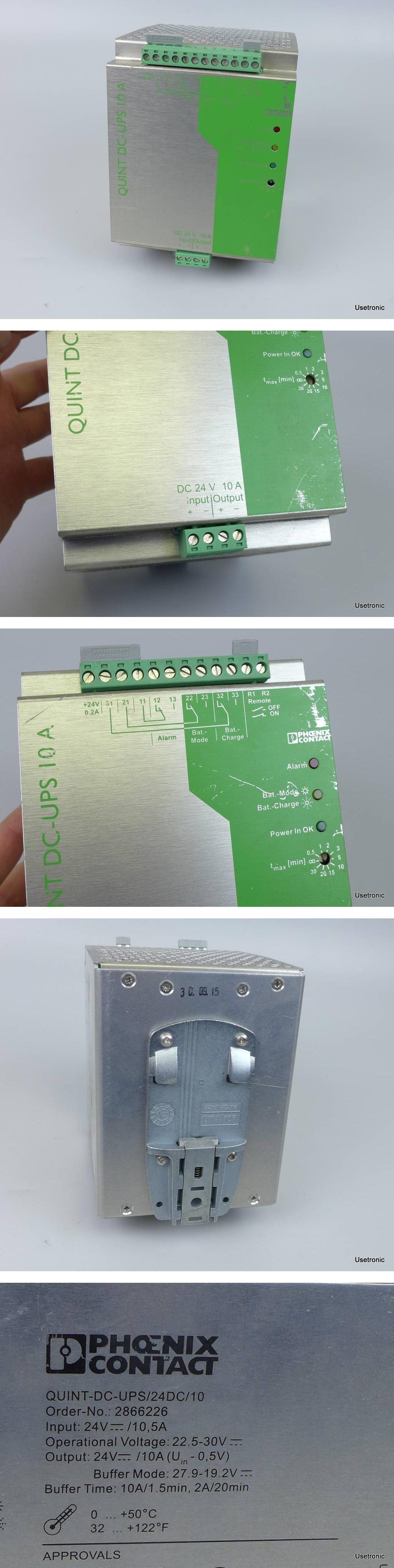 Phoenix Contact Quint-DC-UPS/24DC/10 2866226
