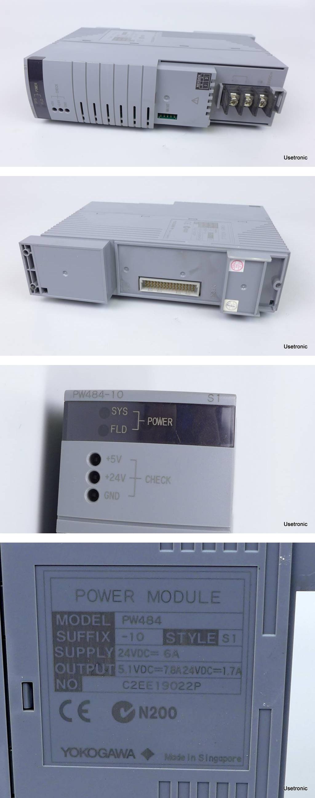 Yokogawa PW484-10
