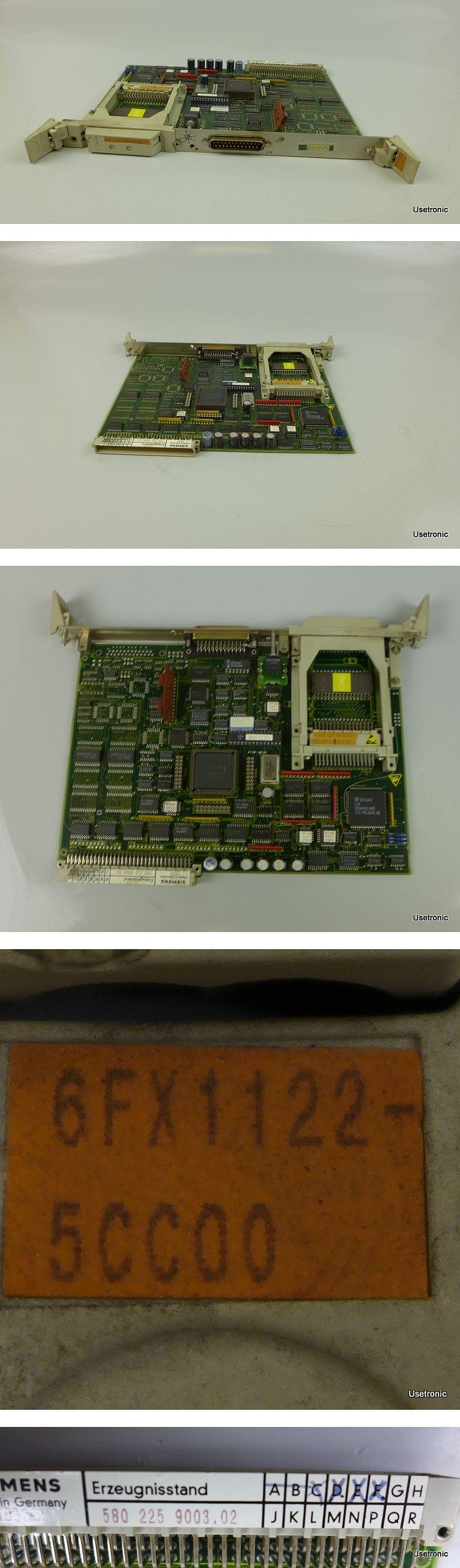 Siemens 6FX1122-5CC00
