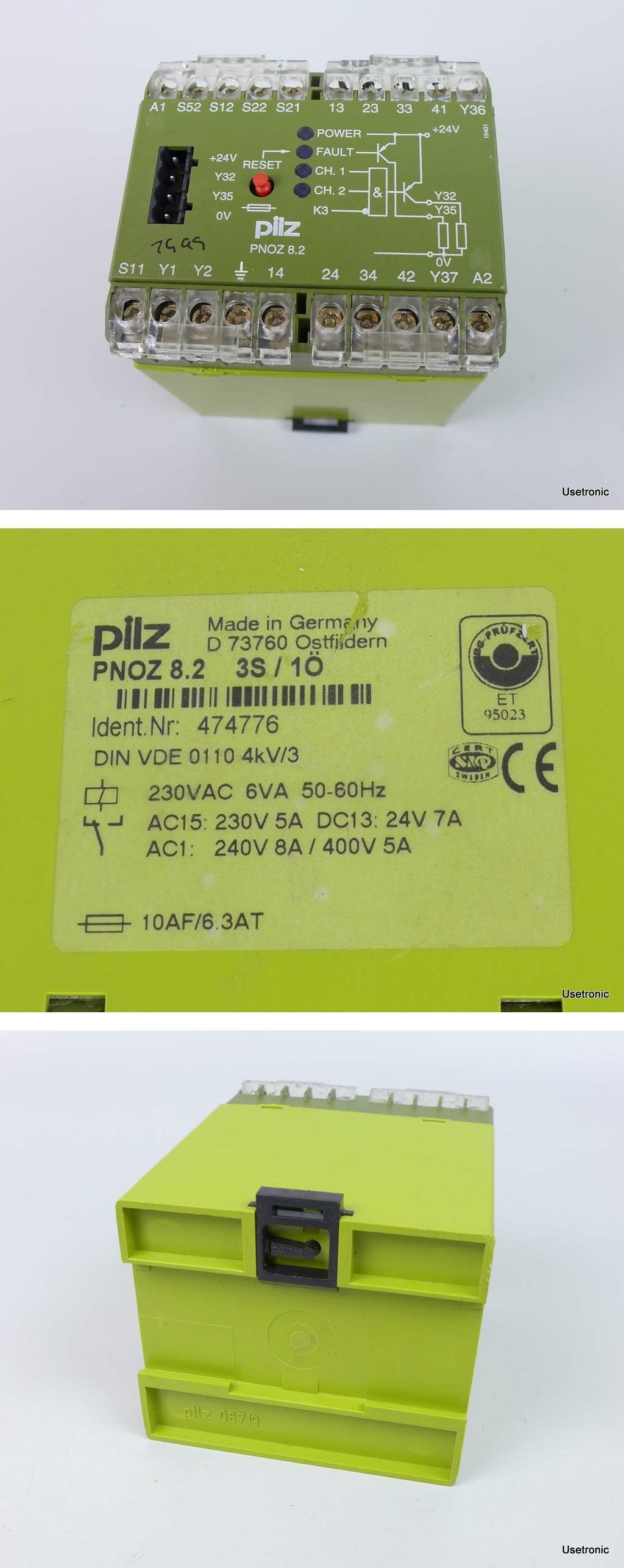Pilz Pilz Pnoz 8.2 474776