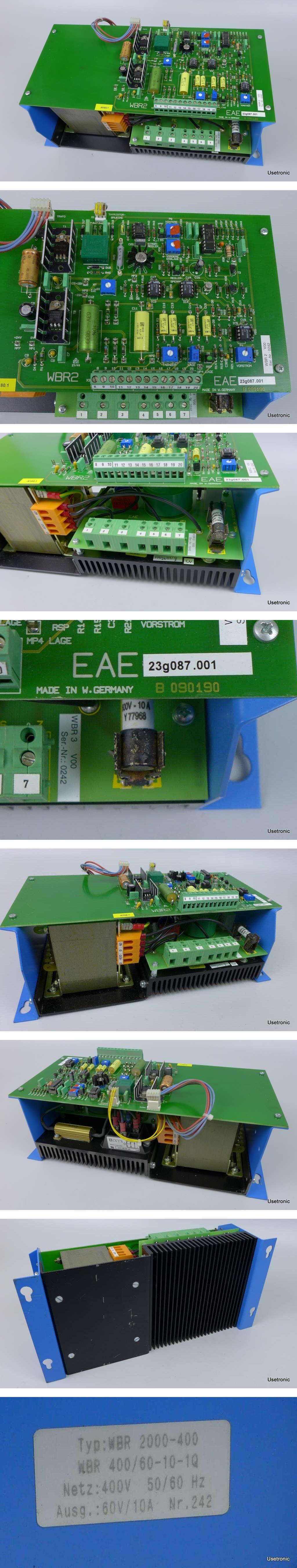 EAE WBR 2000-400 400/60-10-1Q WBR2