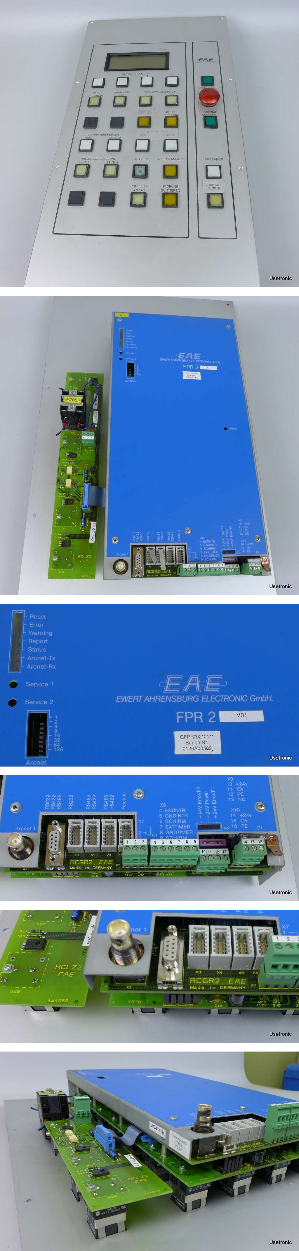EAE FPR 2