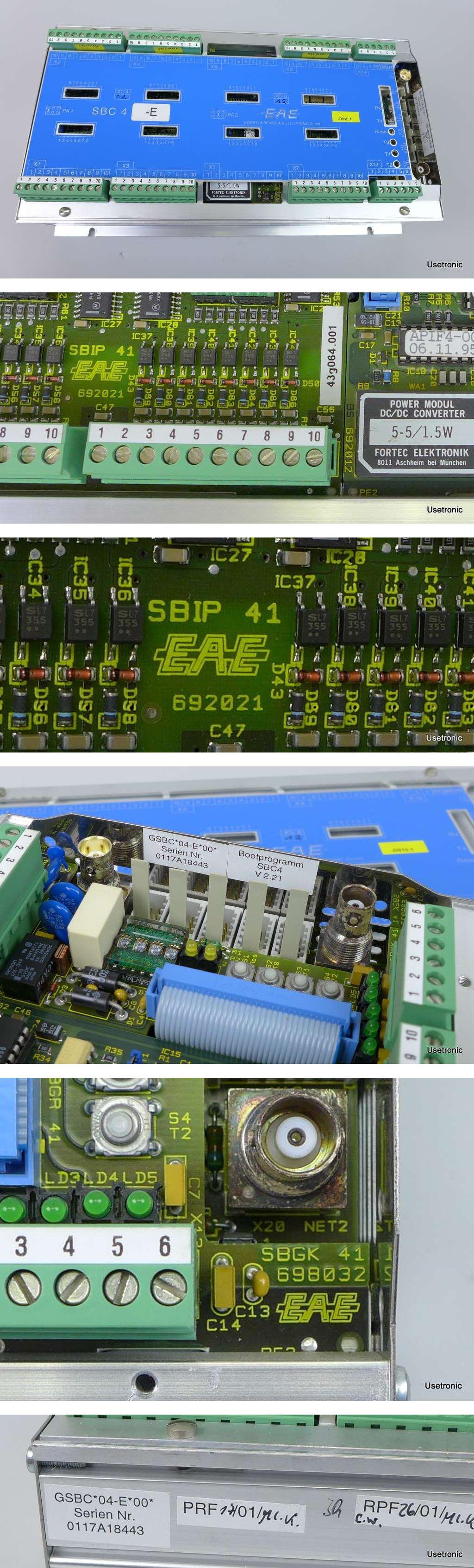 EAE SBC 4 E GSBC 04-E