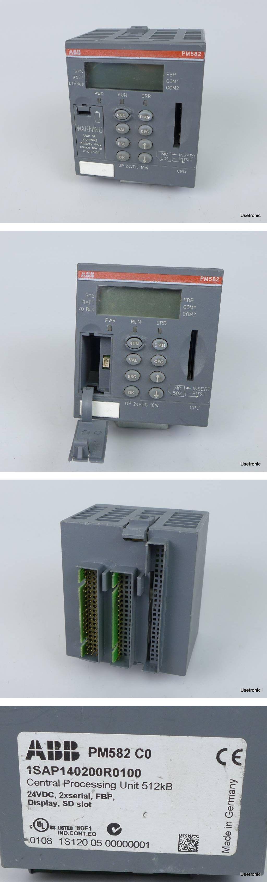 ABB PM582 CO 1SAP140200R0100