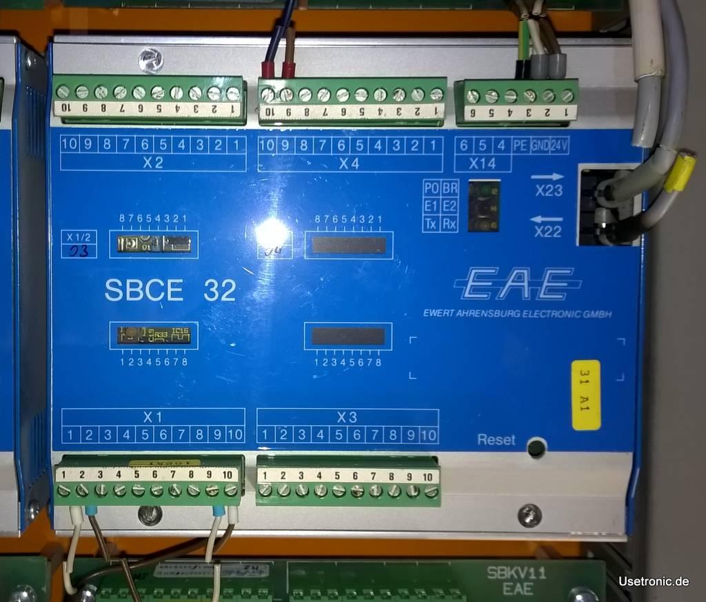 EAE SBCE32