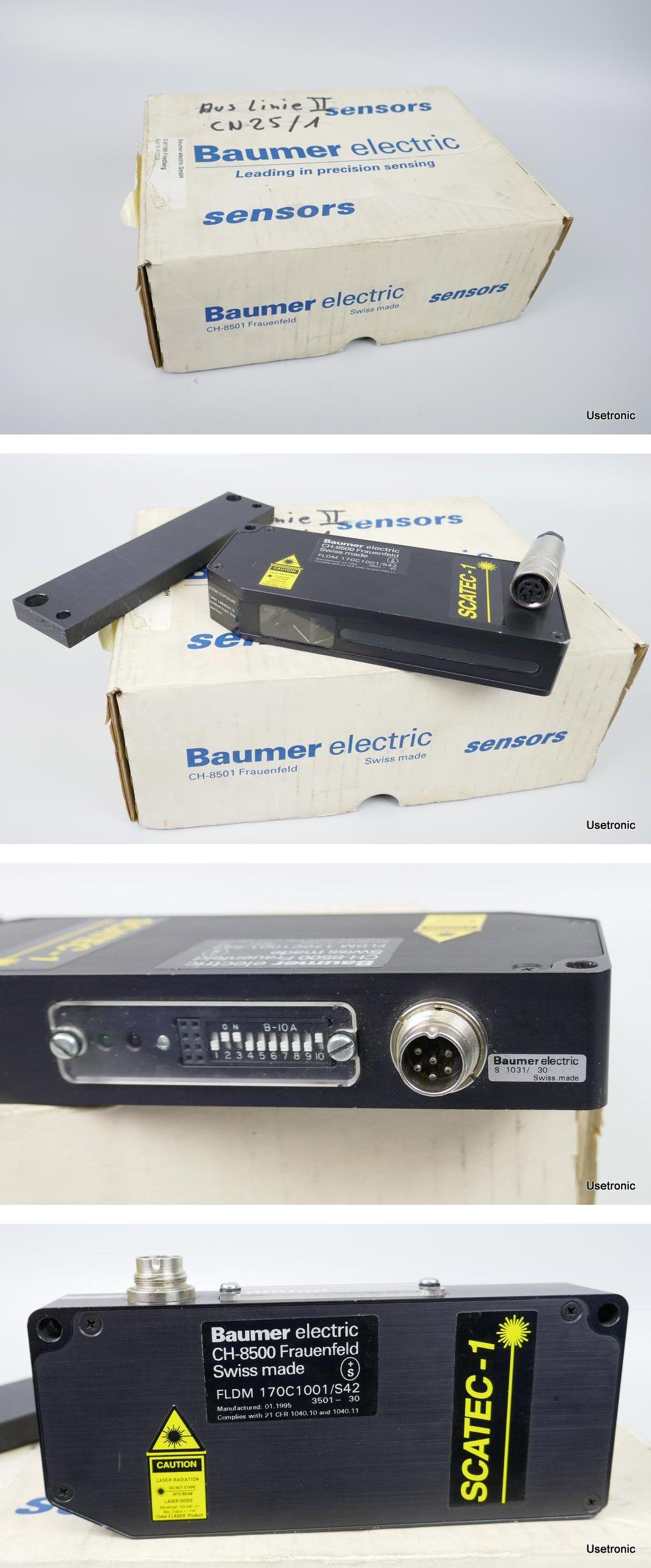 Baumer Scatec-1 FLDM 170C1001/S42