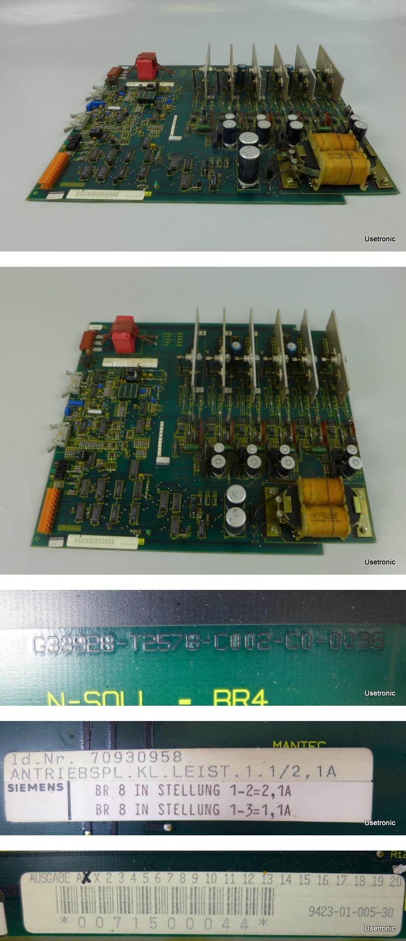 Siemens G33928-T2578-C002-C0-0036