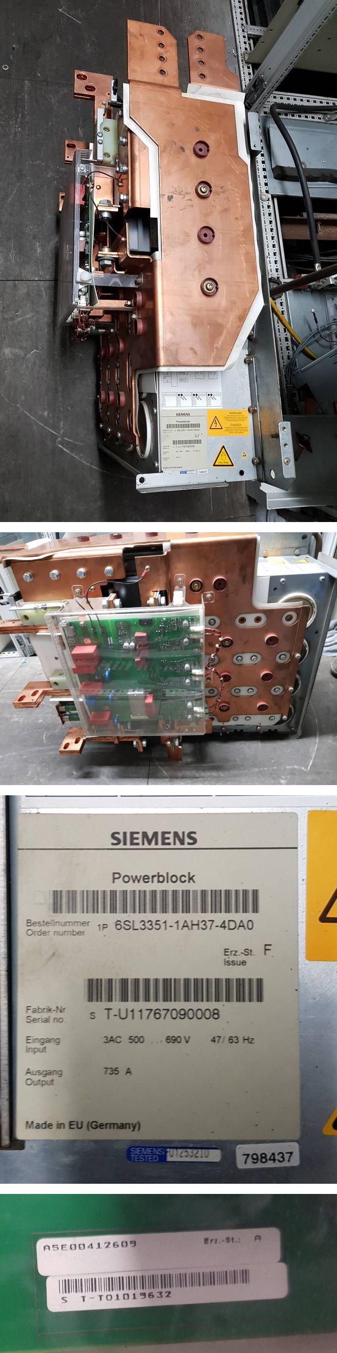 Siemens 6SL3351-1AH37-4DA0