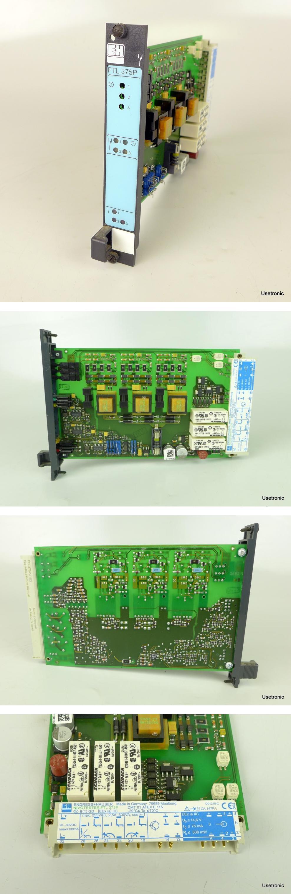 Endress Hauser FTL 375 P