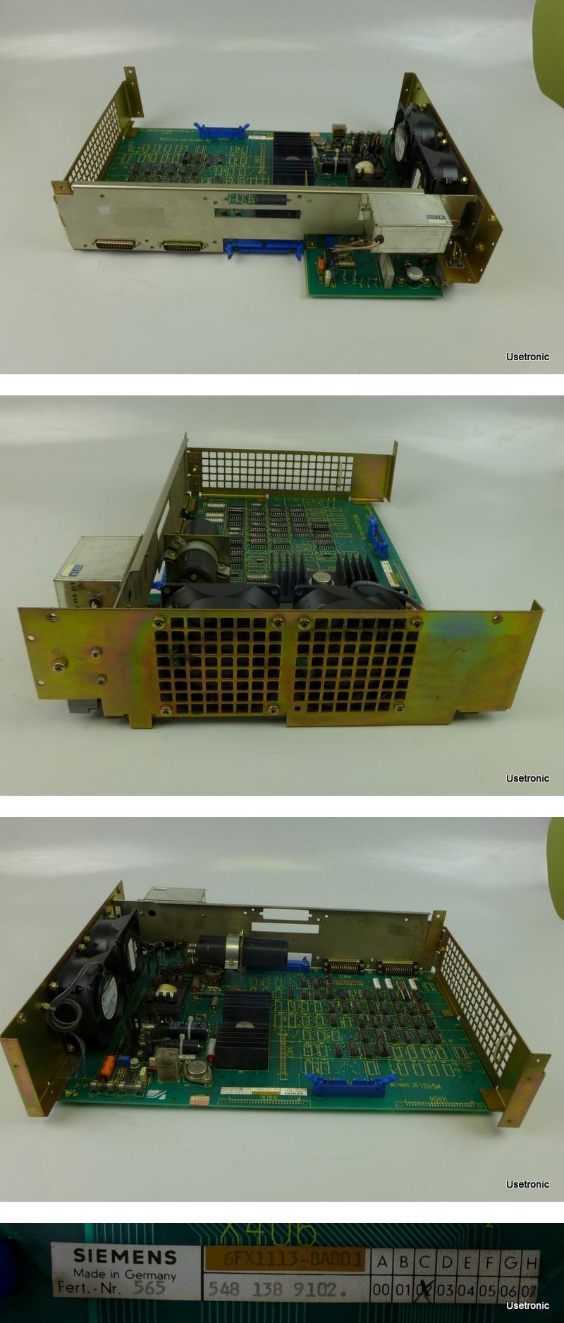 Siemens 6FX1113-8AB01