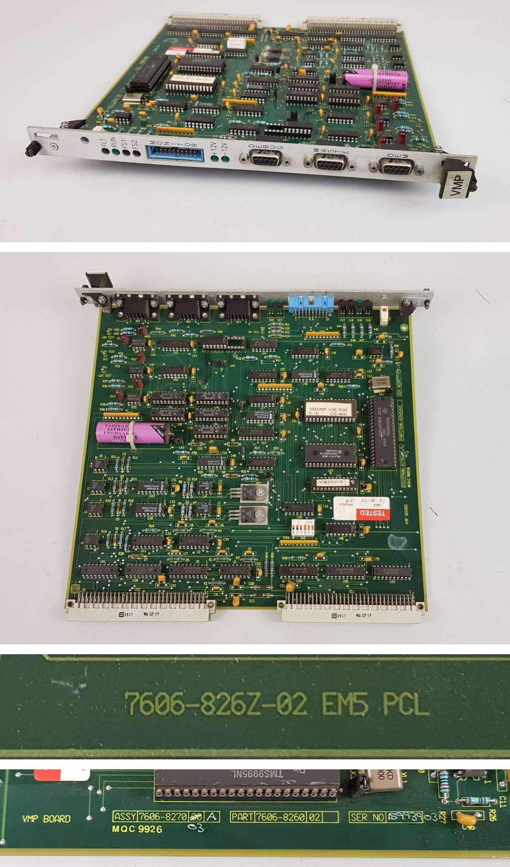 Crossfield VMP board 7606-8270