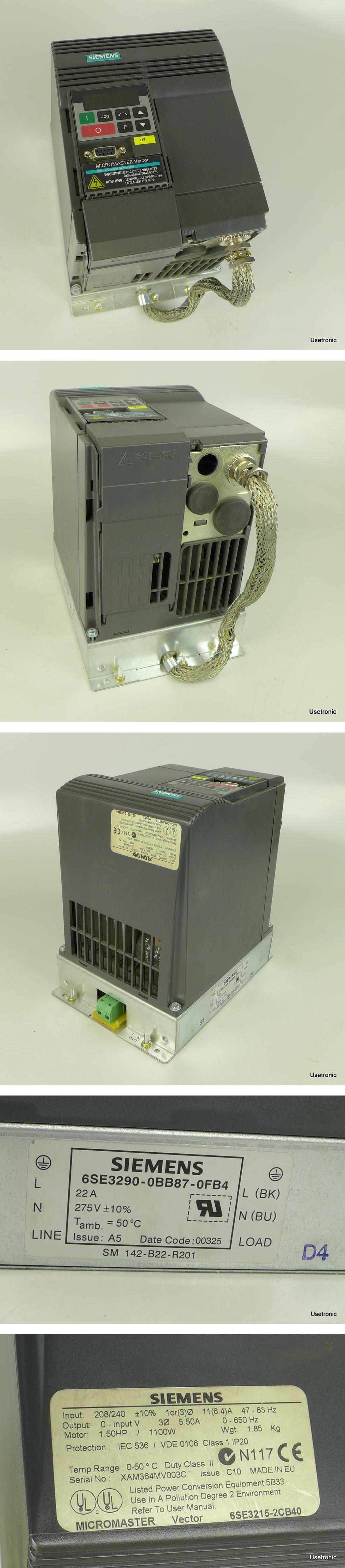 Siemens 6SE3215-2CB40