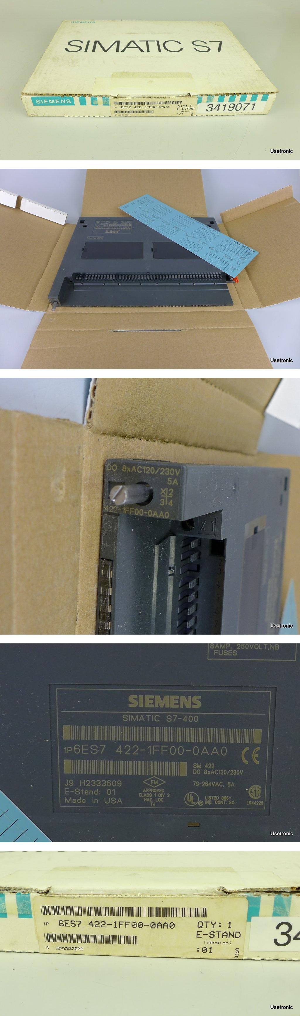 Siemens 6ES7422-1FF00-0AA0