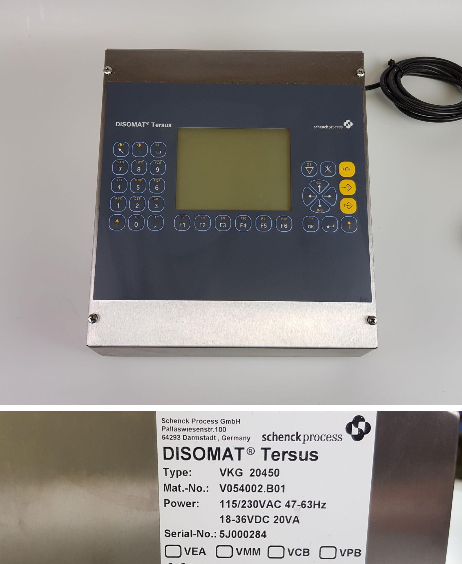 C5E5 Disomat Tersus Operating Manual English Version