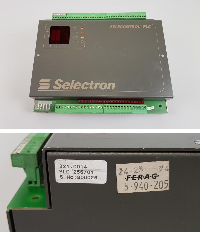 Selectron PLC 256