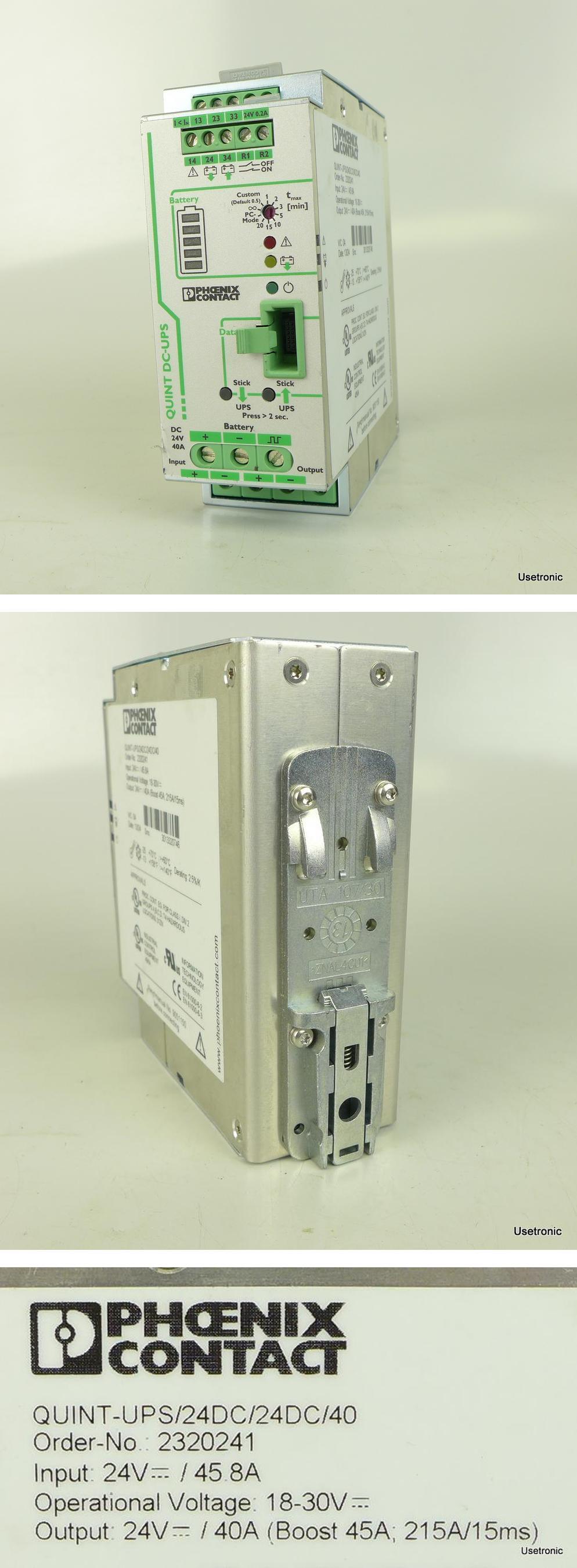 Quint-UPS/24DC/24DC/40 2320241