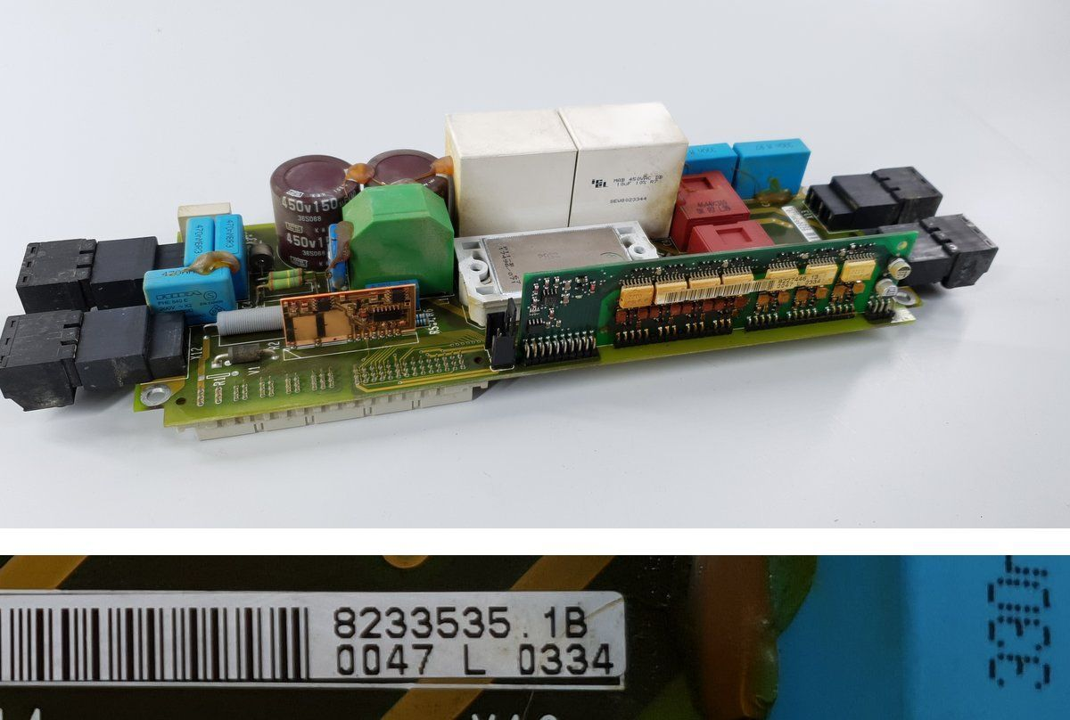 PP9389 Inverter board SEW 8224838.1C