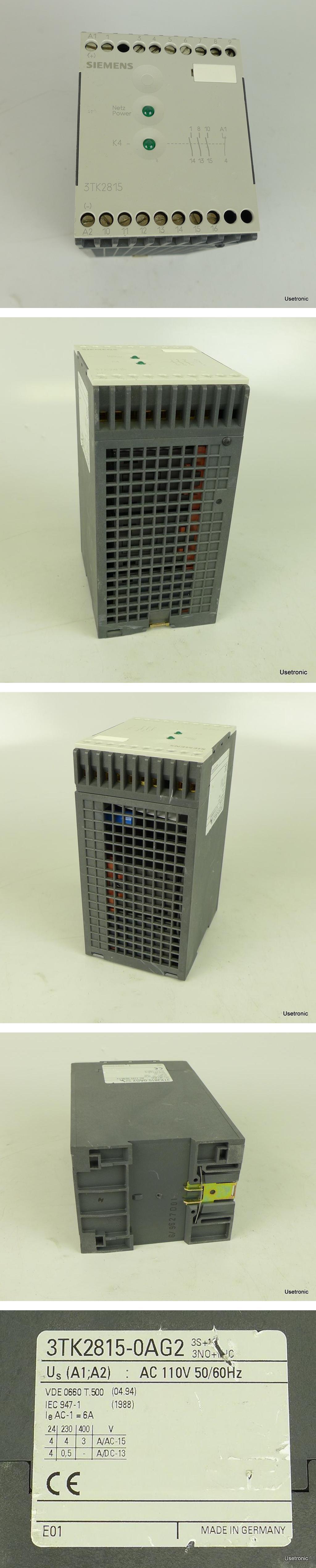 Siemens 3TK2815-0AG2