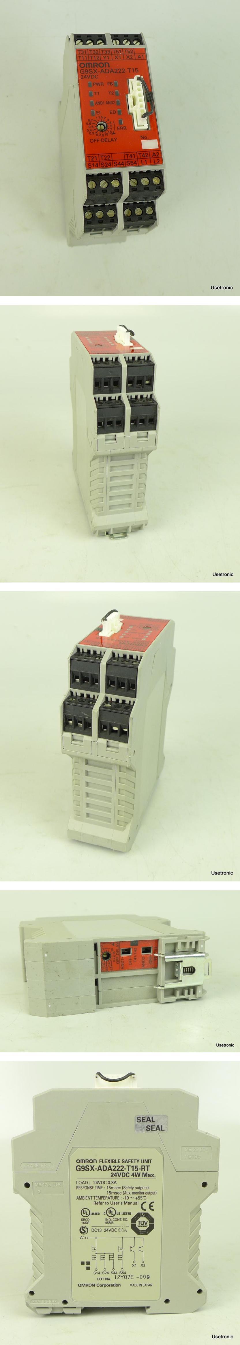 Omron G9SX-ADA222-T15