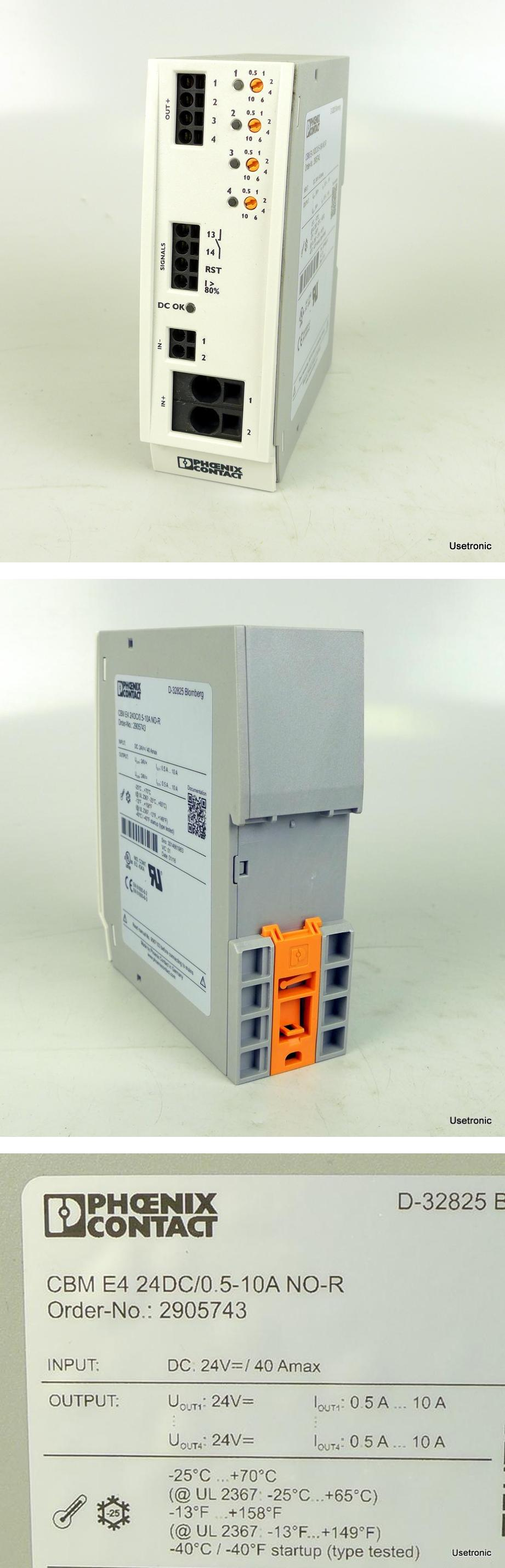 CBM E4 24DC/0.5-10A 2905743