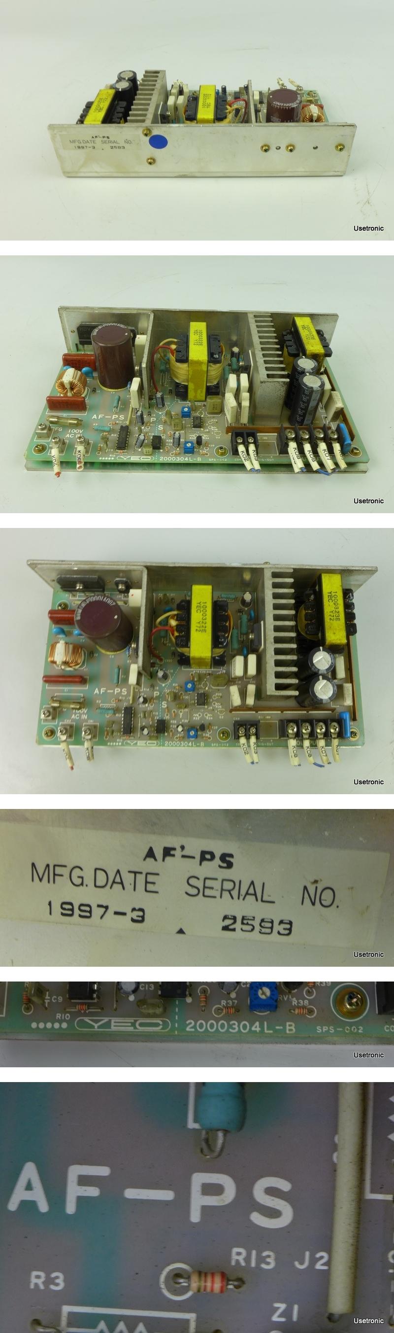 YEC AF-PS