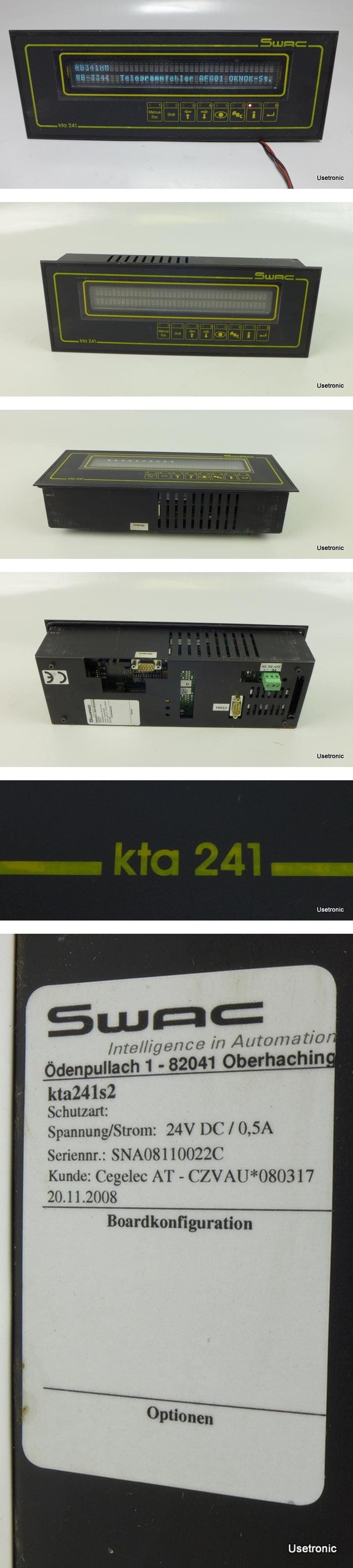 Swac KTA 241 S2
