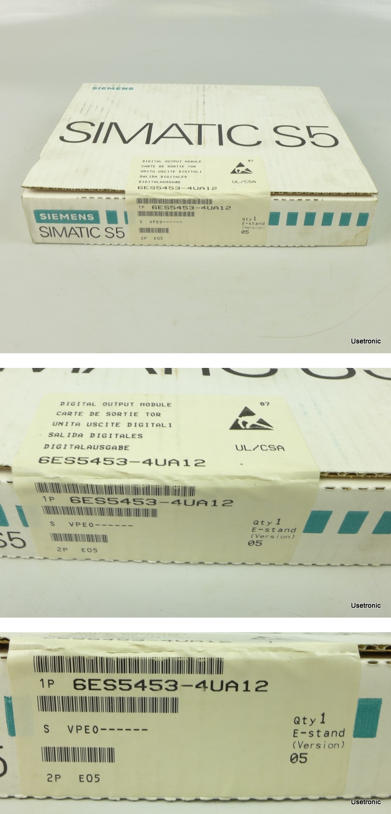 Siemens 6ES5453-4UA12