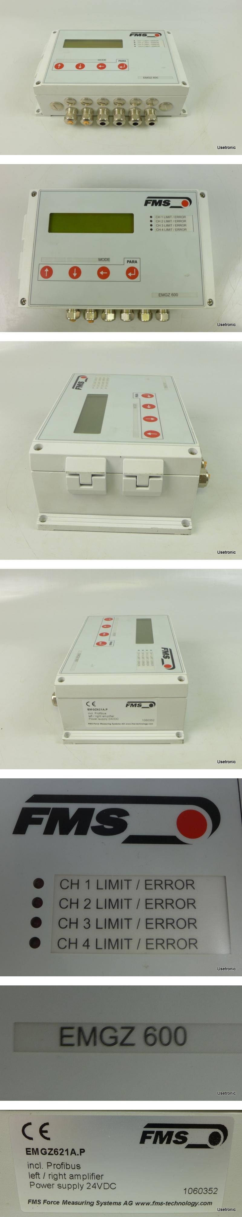 FMS EMGZ 600