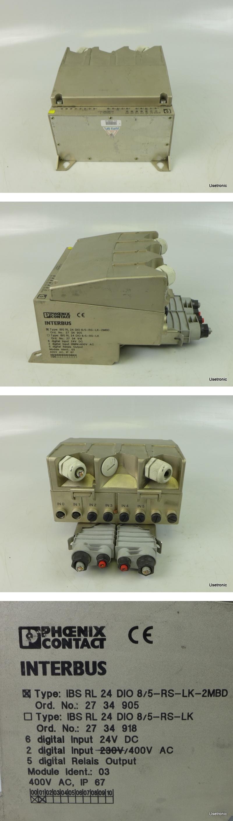 Phoenix Contact IBS RL 24 DIO 8/5-RS-LK-2MBD