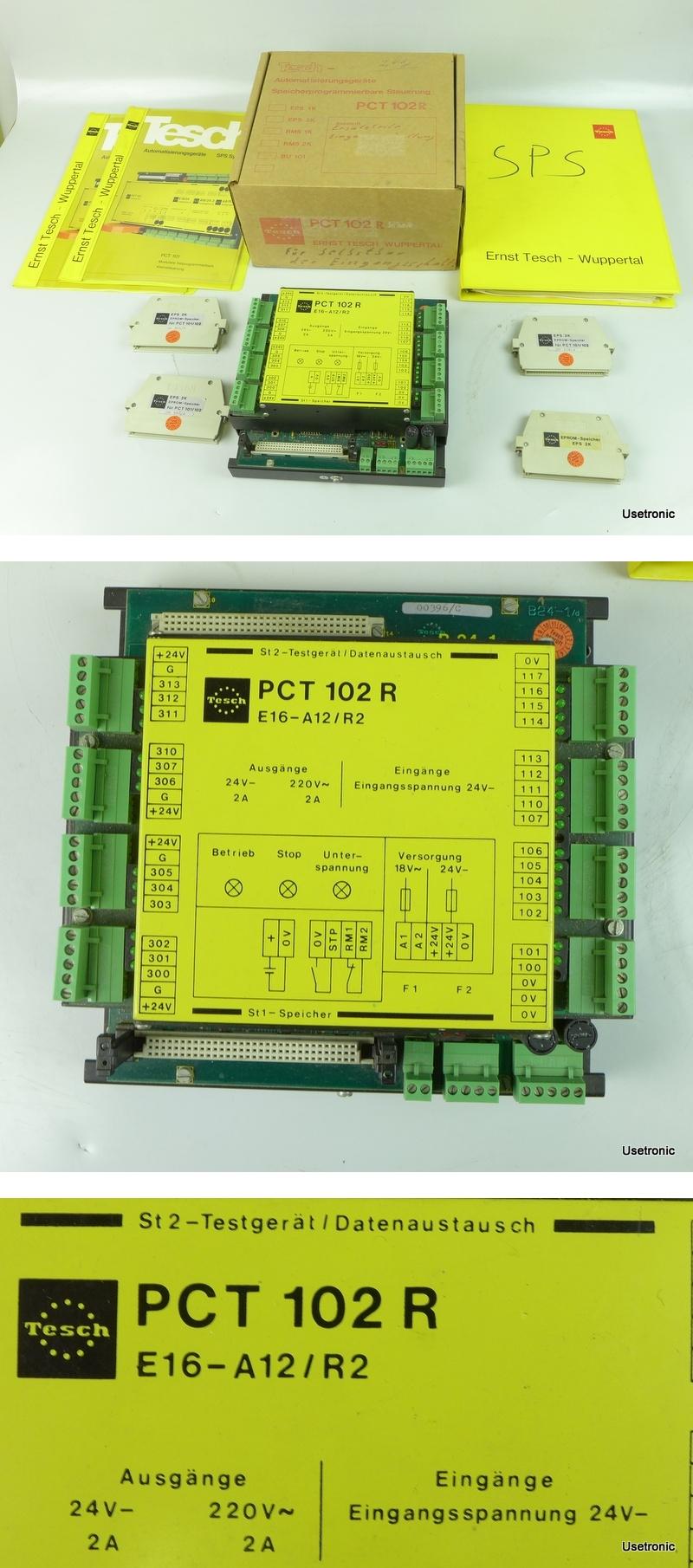 Tesch PCT102R