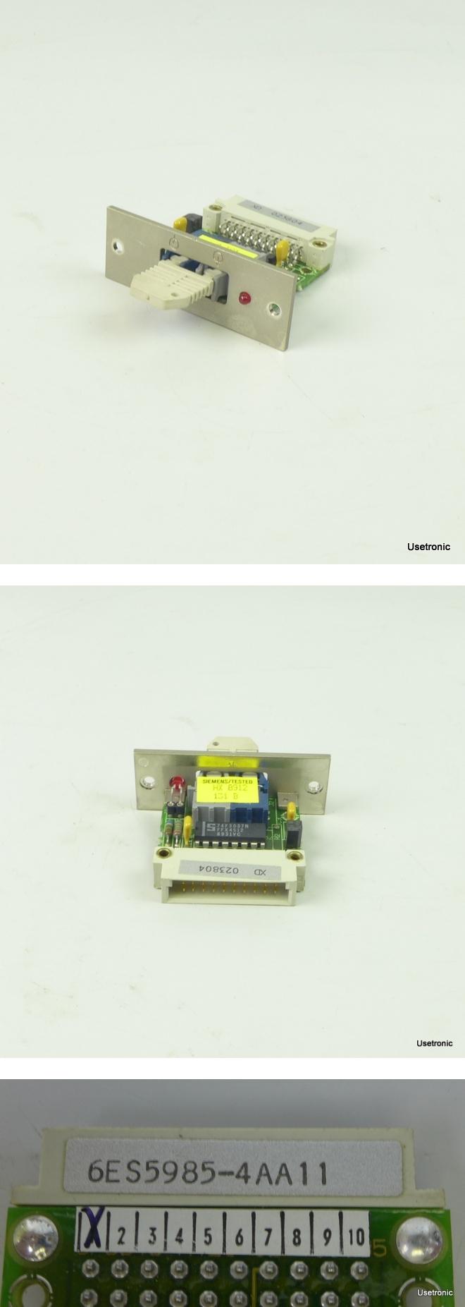 Siemens 6ES5985-4AA11