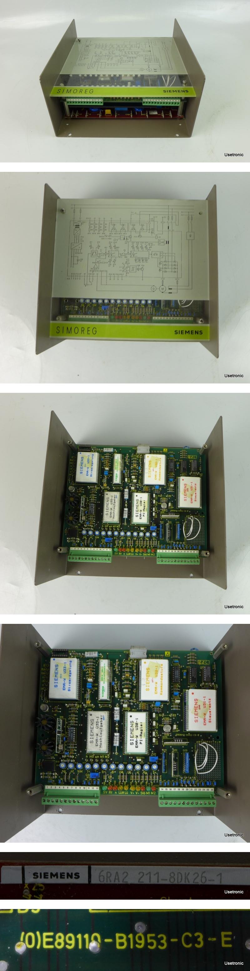 Siemens 6RA2211-8DK26-1