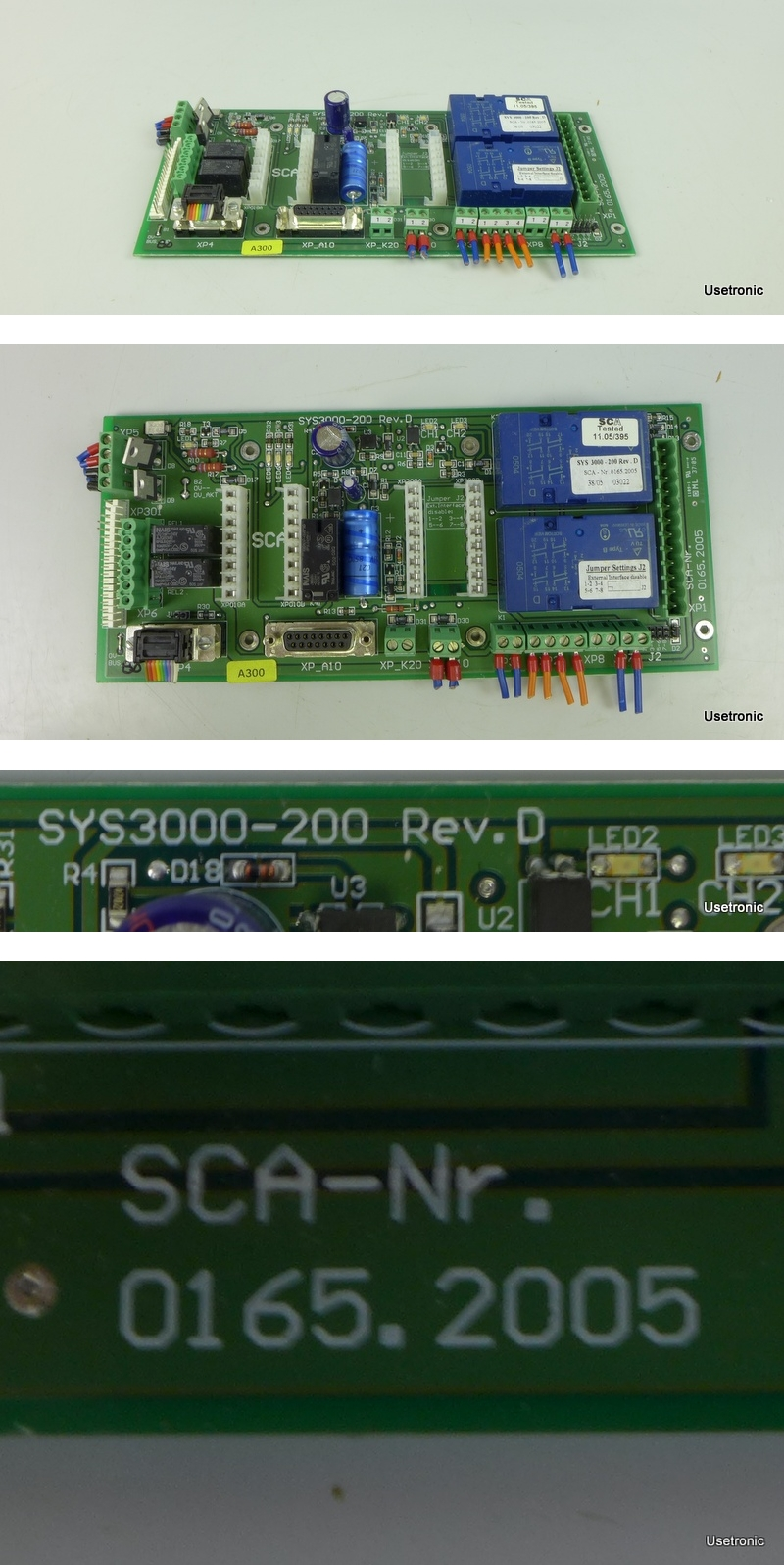 SCA SYS3000-200