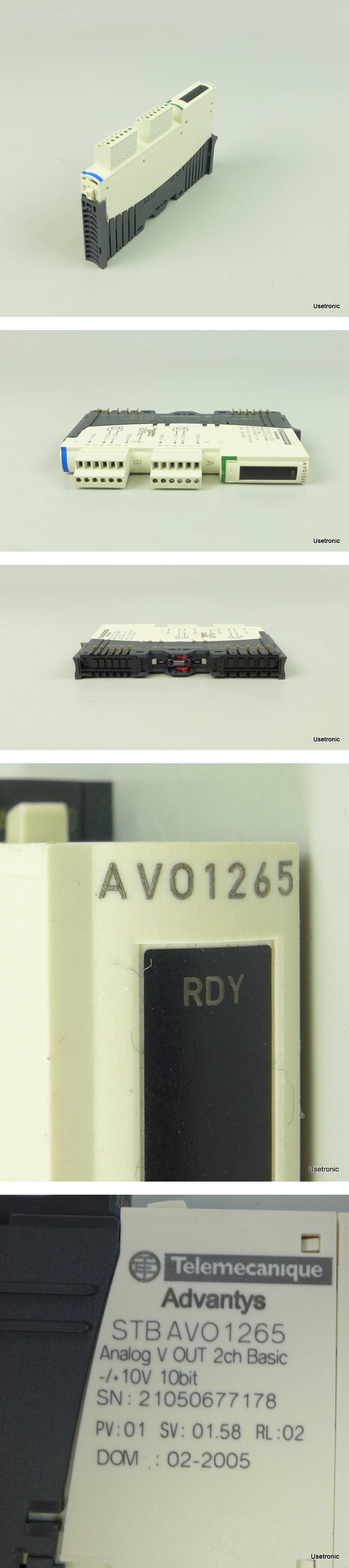 Telemecanique STBAVO1265