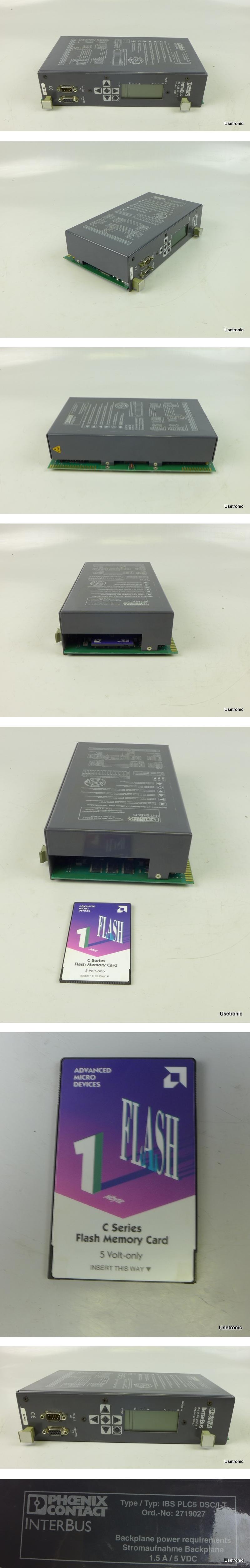 Phoenix Contact IBS PLC5 DSC/I-T