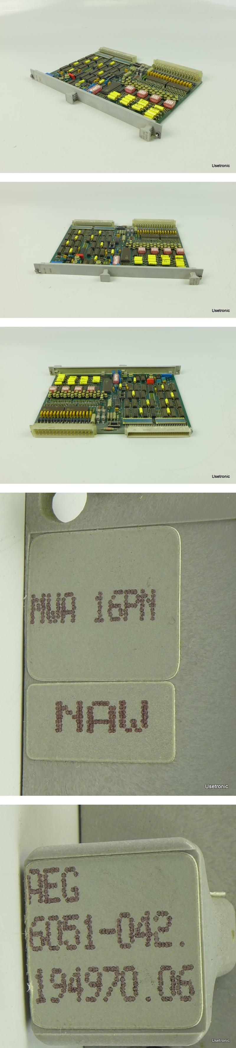 AEG MWA-16PN