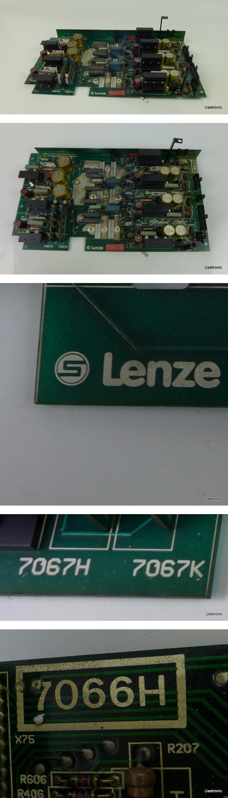 Lenze 7066H 7067H