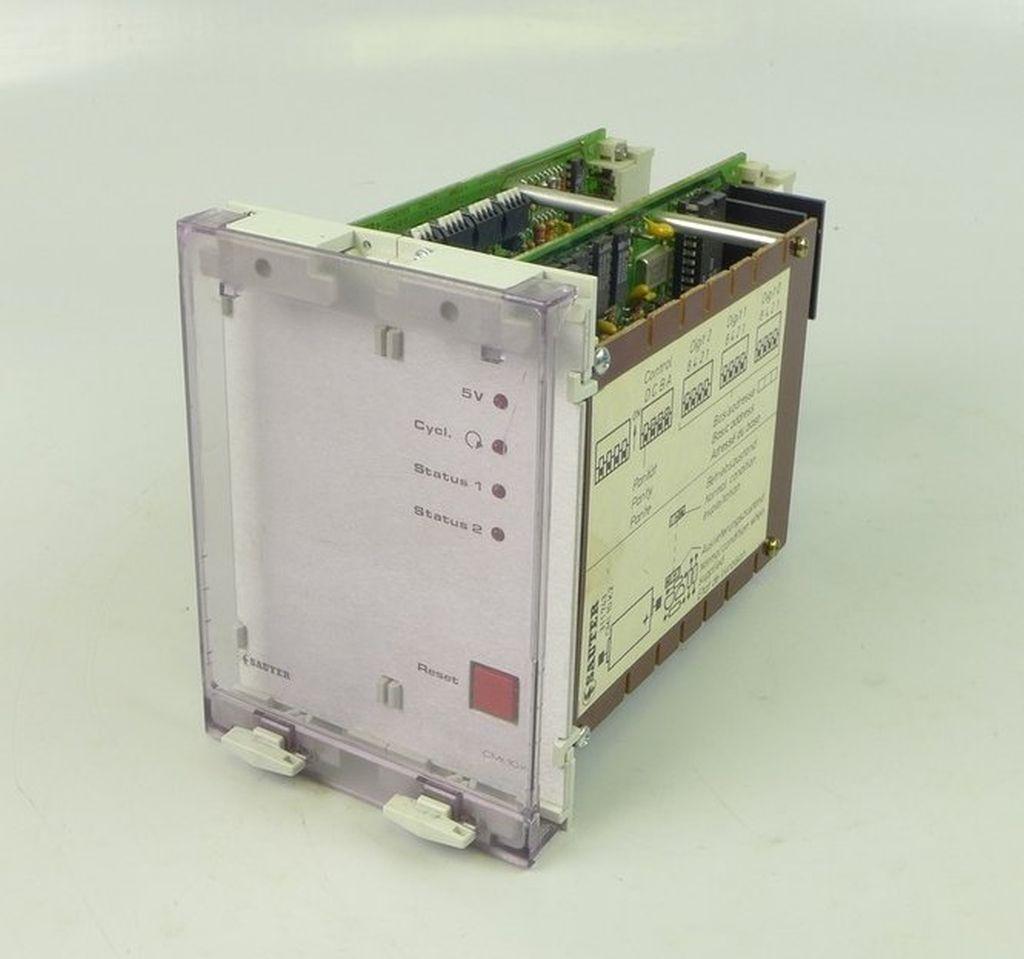 Sauter DSL143-F001 Druckbegrenzer 0,5-6bar 005981.7