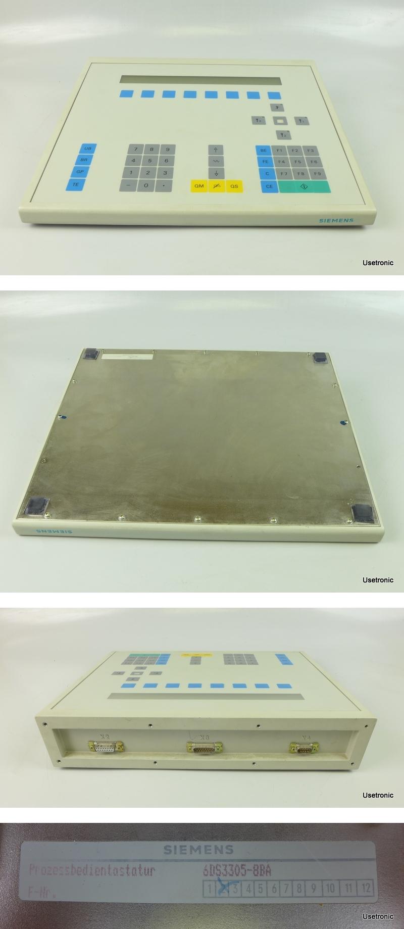 Siemens 6DS3305-8BA