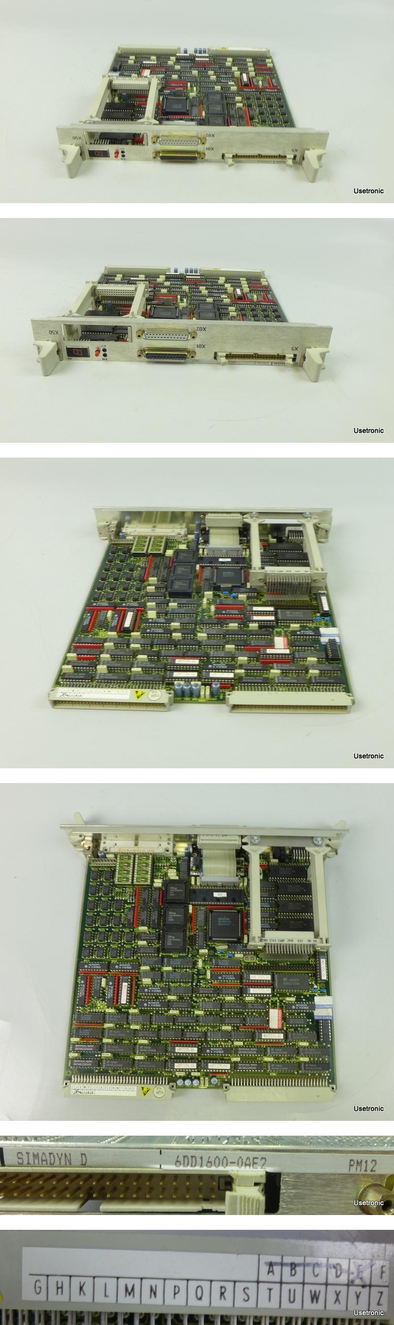 Siemens 6DD1600-0AE2
