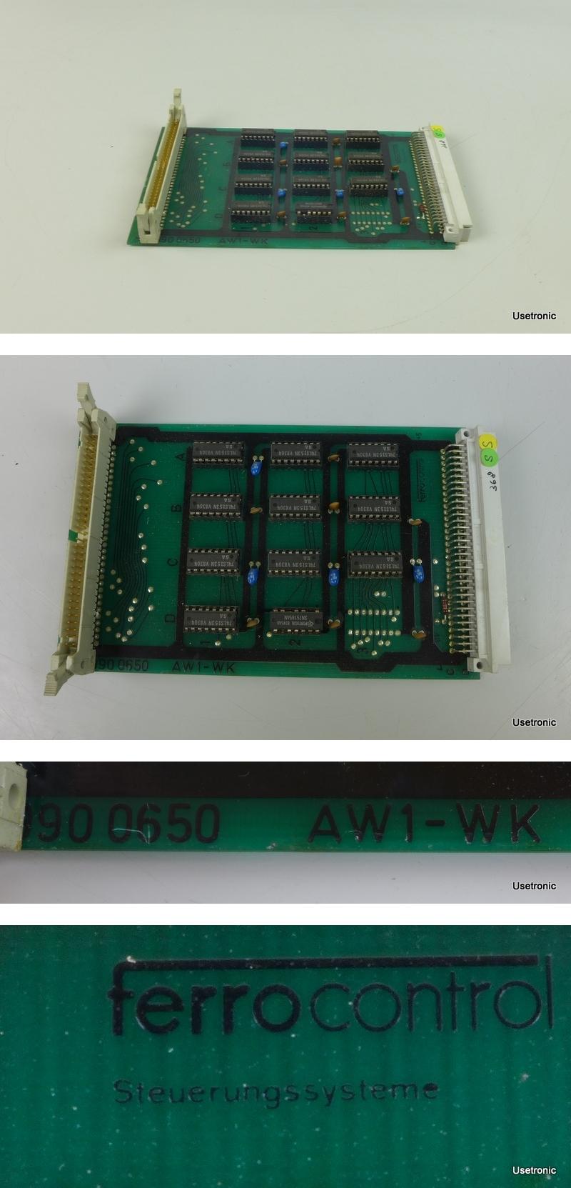 Ferrocontrol AW1-WK