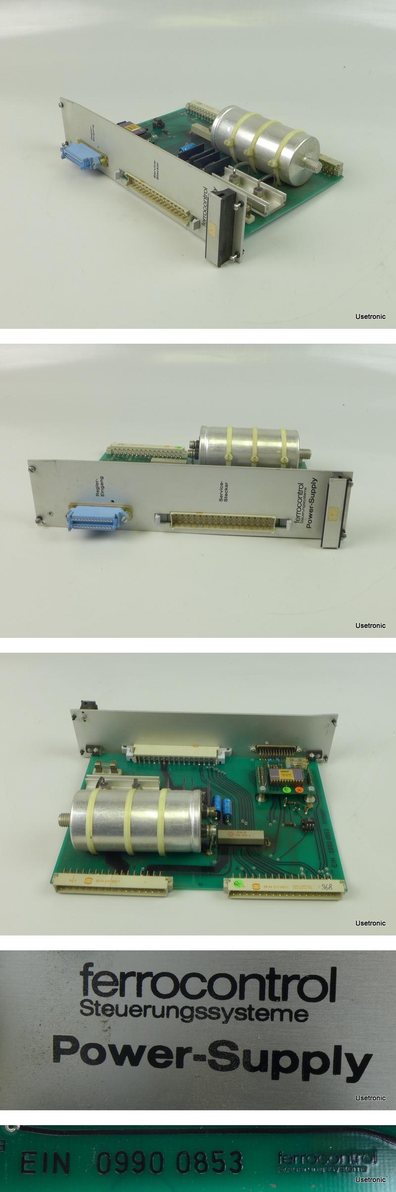 Ferrocontrol EIN 0990 0853