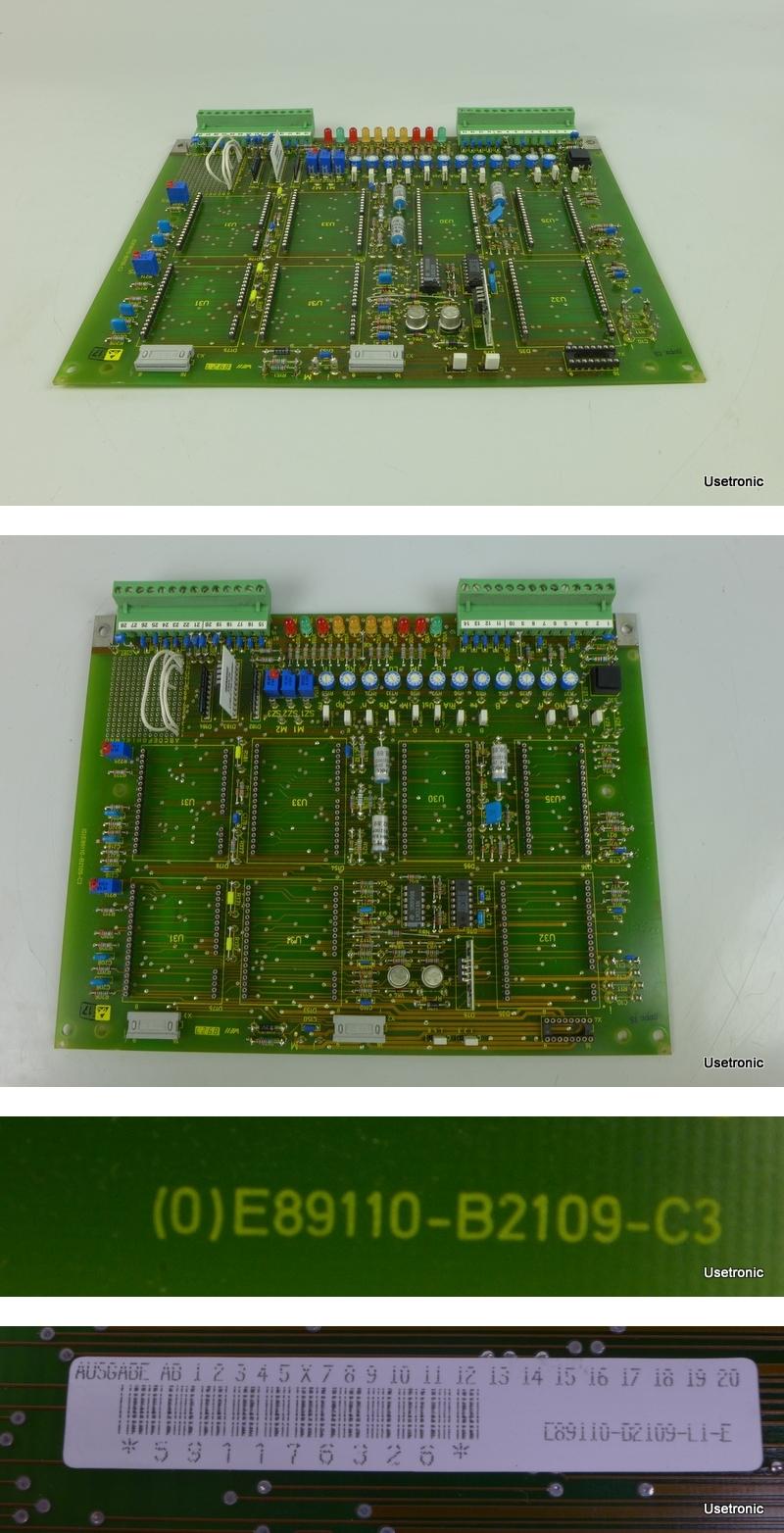 Siemens E89110-B2109-L1-E