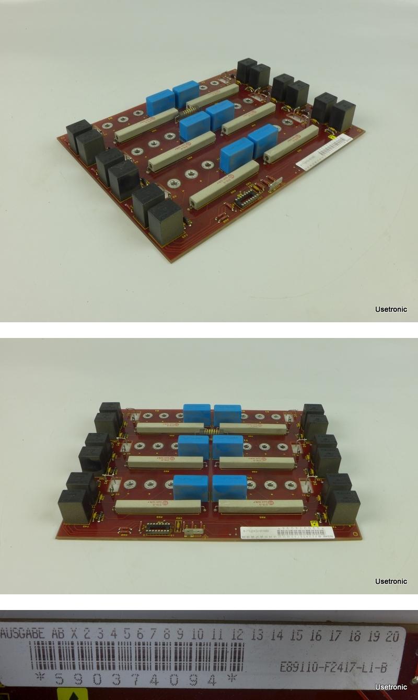 Siemens E89110-F2417-L1-B